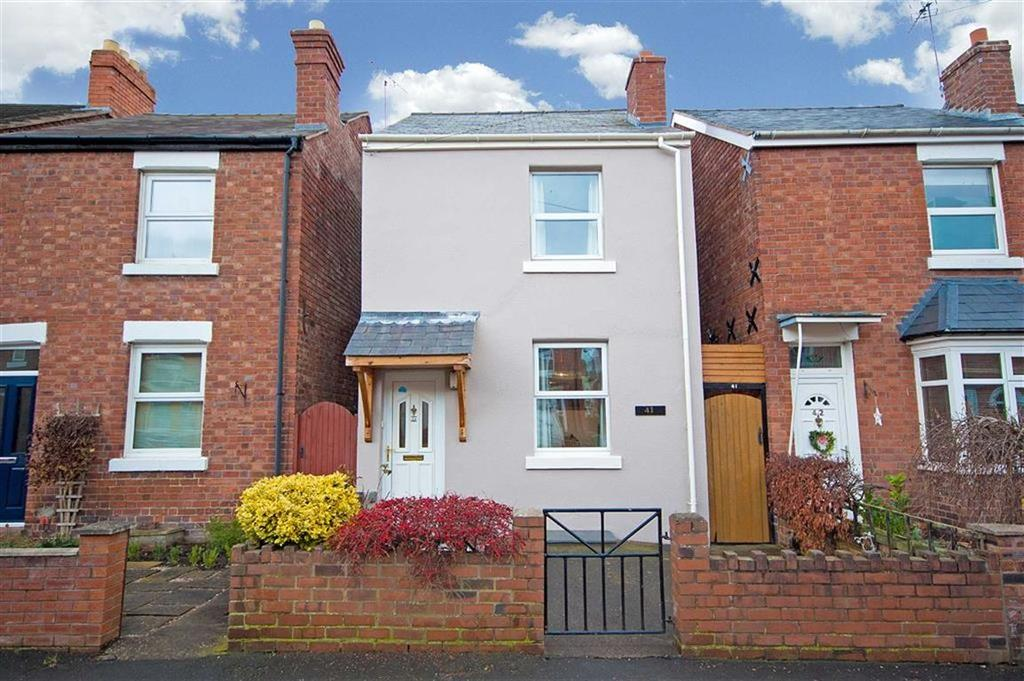 3 Bedrooms Detached House for sale in Percy Street, Shrewsbury, Shropshire