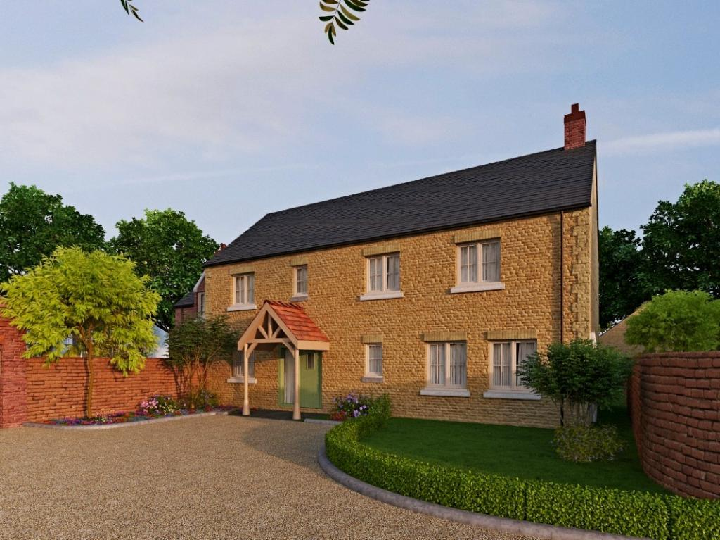 4 Bedrooms Detached House for sale in Old Stable Yard, Billingborough, Sleaford, NG34