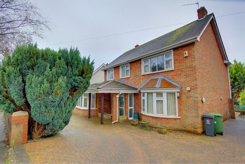 3 Bedrooms Detached House for sale in Birchwood Road, Penylan, Cardiff