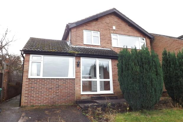 3 Bedrooms Detached House for sale in Earlsfield Drive, Rise Park, Nottingham, NG5