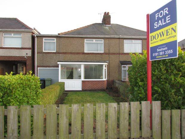 5 Bedrooms Semi Detached House for sale in STATION ROAD SOUTH, MURTON, SEAHAM DISTRICT
