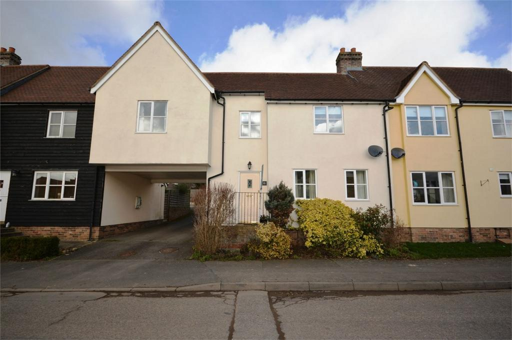 4 Bedrooms Terraced House for sale in Wedow Road, Thaxted, Nr Great Dunmow