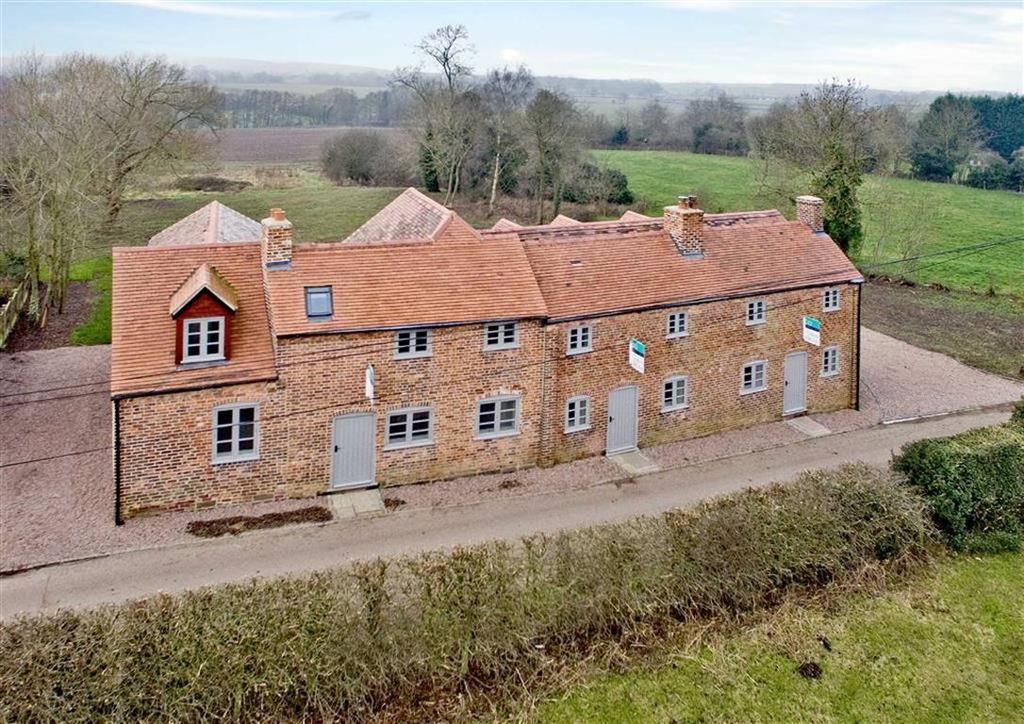 4 Bedrooms House for sale in 1-3, The Green, Brineton, Shifnal, Shropshire, TF11