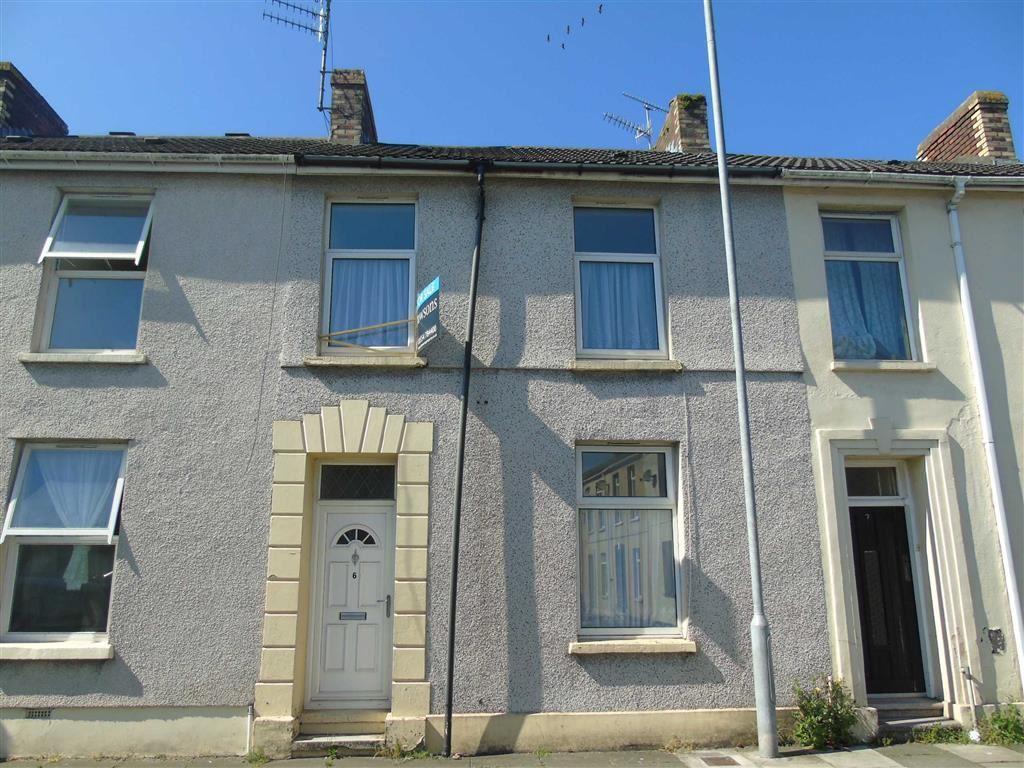 4 Bedrooms Terraced House for sale in Marsh Street, Llanelli