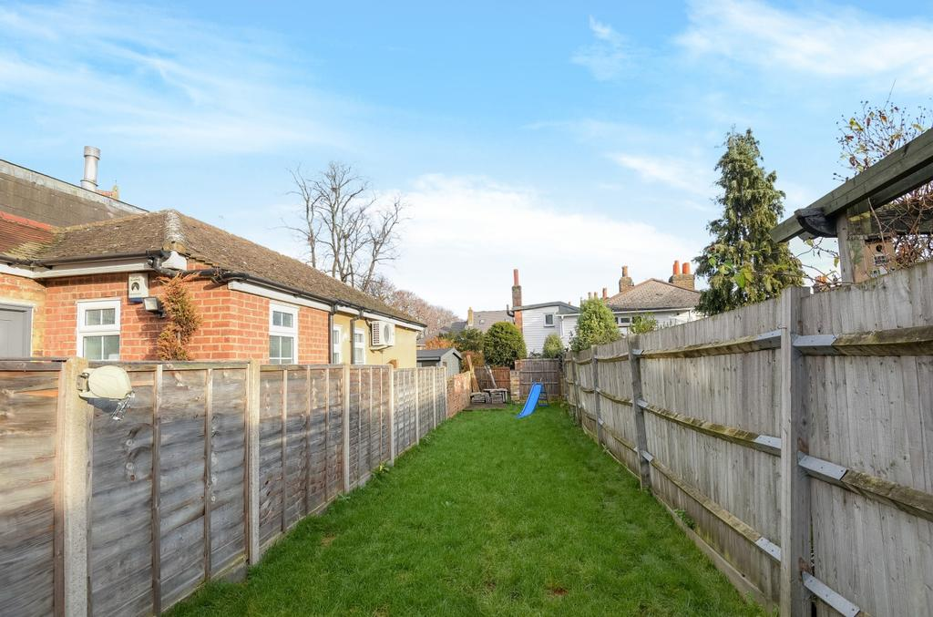 2 Bedrooms End Of Terrace House for sale in High Street Chislehurst BR7