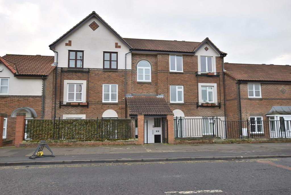 2 Bedrooms Flat for sale in Benwell