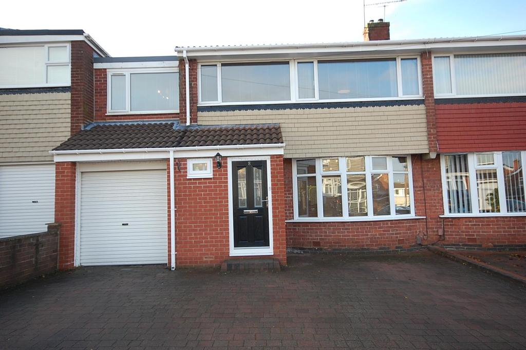 4 Bedrooms Terraced House for sale in Whickham