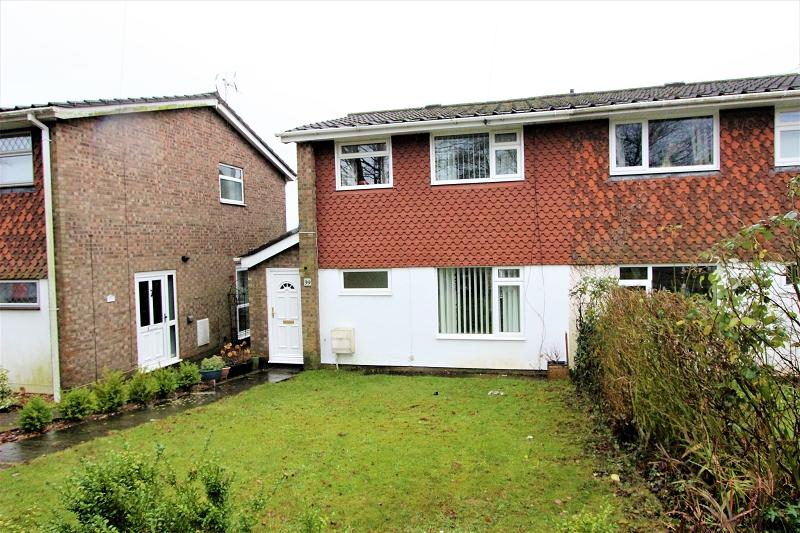 3 Bedrooms Semi Detached House for sale in Ruskin Avenue, Rogerstone, Newport, Newport. NP10 0AA