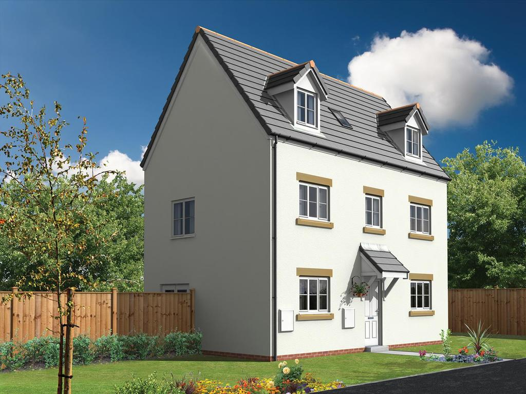 4 Bedrooms Detached House for sale in Withnoe Farm, Launceston