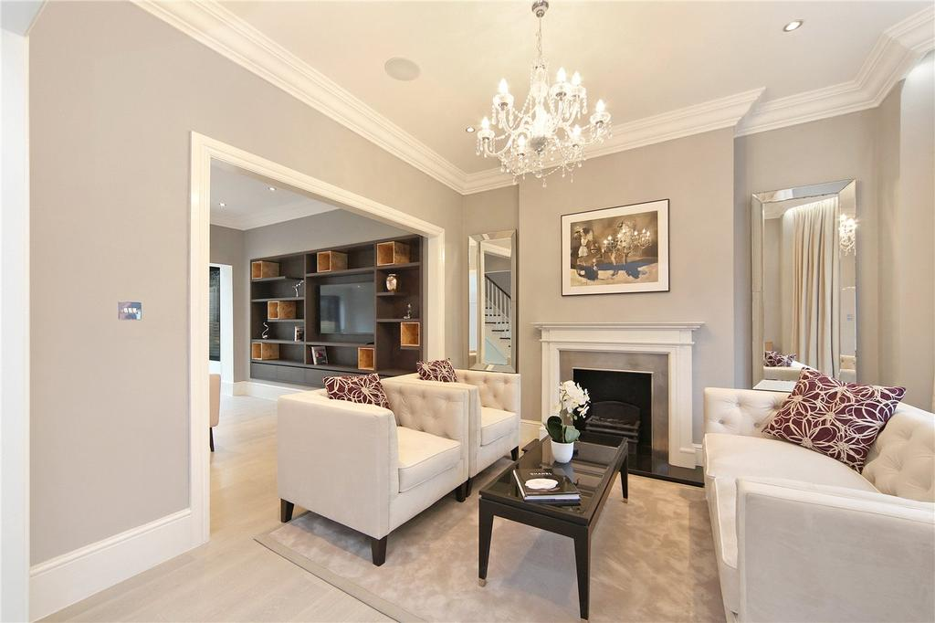 4 Bedrooms Terraced House for sale in Oxberry Avenue, London, SW6