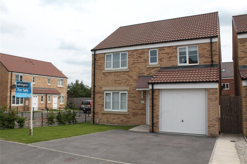 4 Bedrooms Detached House for sale in Old Royston Avenue, Royston, Barnsley, S71