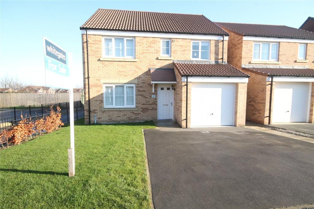 4 Bedrooms Detached House for sale in Old Royston Avenue, Royston, Barnsley, South Yorkshire, S71
