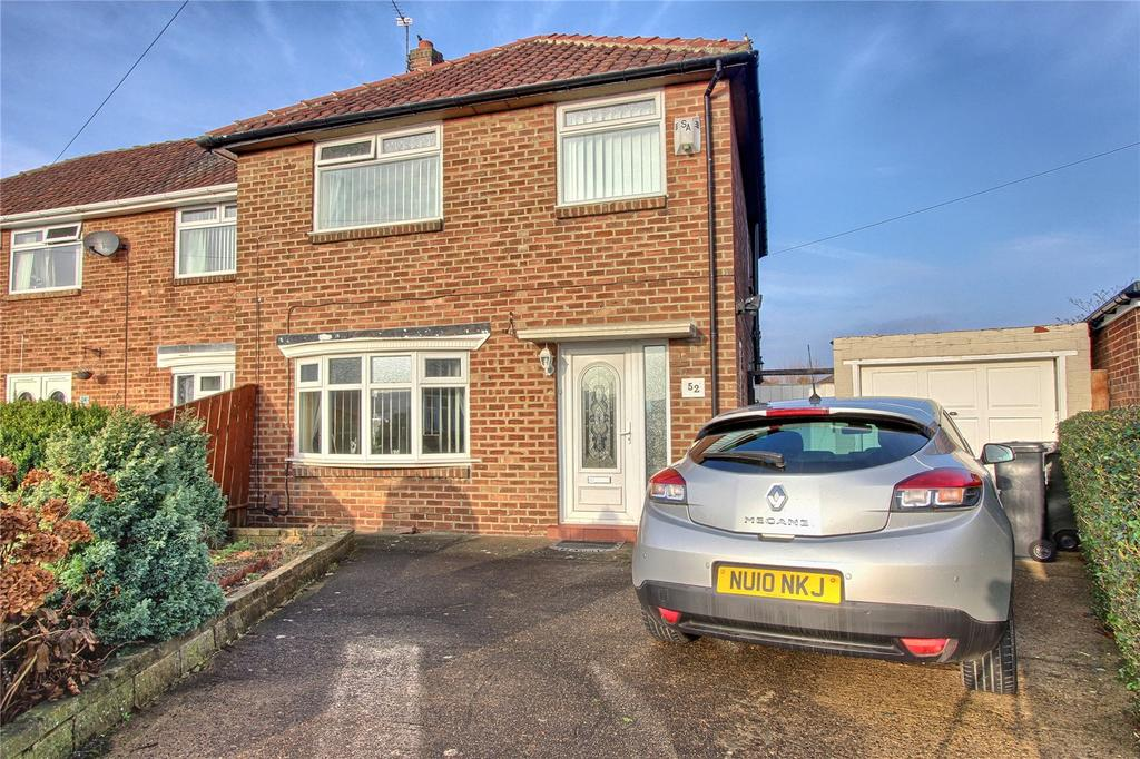 3 Bedrooms Semi Detached House for sale in Heythrop Drive, Acklam