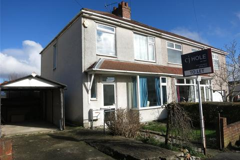 4 bedroom semi-detached house to rent - Oakley Road, Horfield, Bristol, BS7