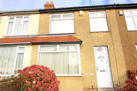 3 bedroom terraced house to rent - Toronto Road, Horfield, Bristol, BS7