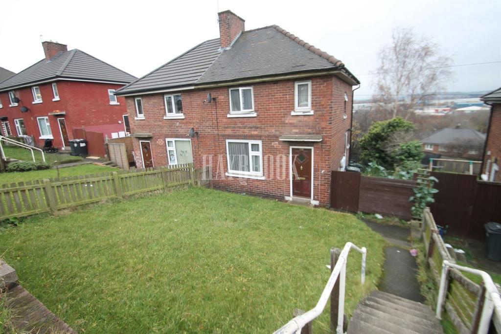 3 Bedrooms Semi Detached House for sale in Rother View Road