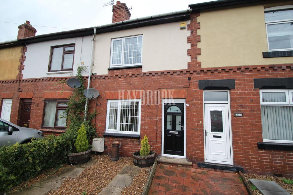 2 Bedrooms Terraced House for sale in High Street, Thurnscoe