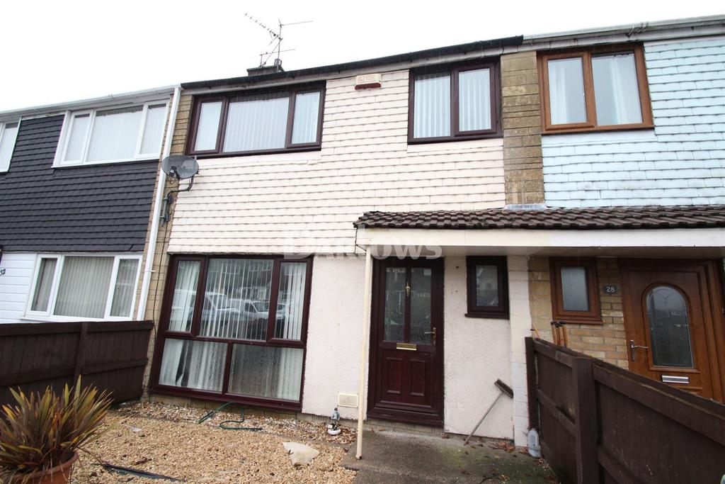 3 Bedrooms Terraced House for sale in Linden Grove, Parc Avenue