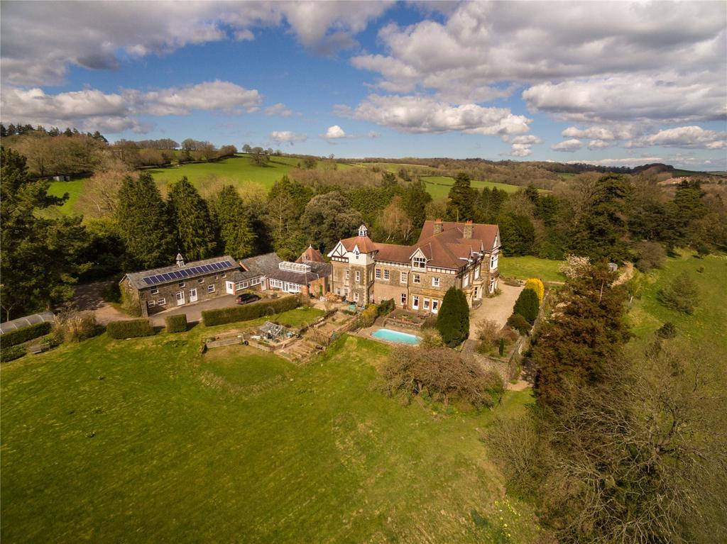 7 Bedrooms Detached House for sale in Wonham, Bampton, Tiverton, Devon