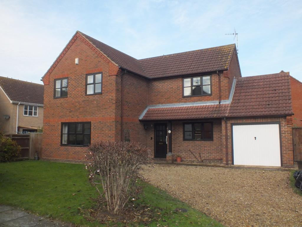 4 Bedrooms Detached House for sale in Claudette Way, Spalding