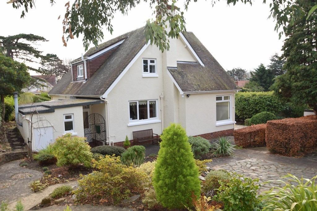 4 Bedrooms Detached Bungalow for sale in Gannock Park, Deganwy