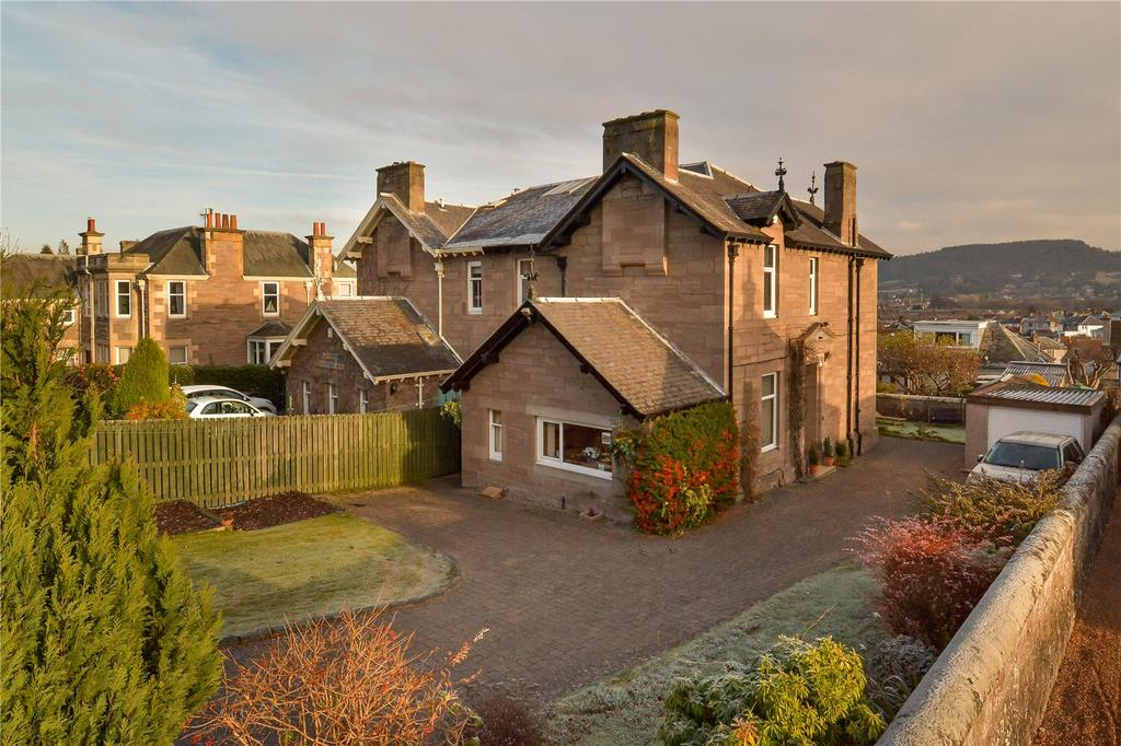 4 Bedrooms Semi Detached House for sale in Glasgow Road, Perth, PH2