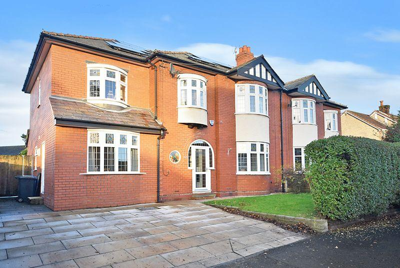 5 Bedrooms Semi Detached House for sale in Pit Lane, WIDNES