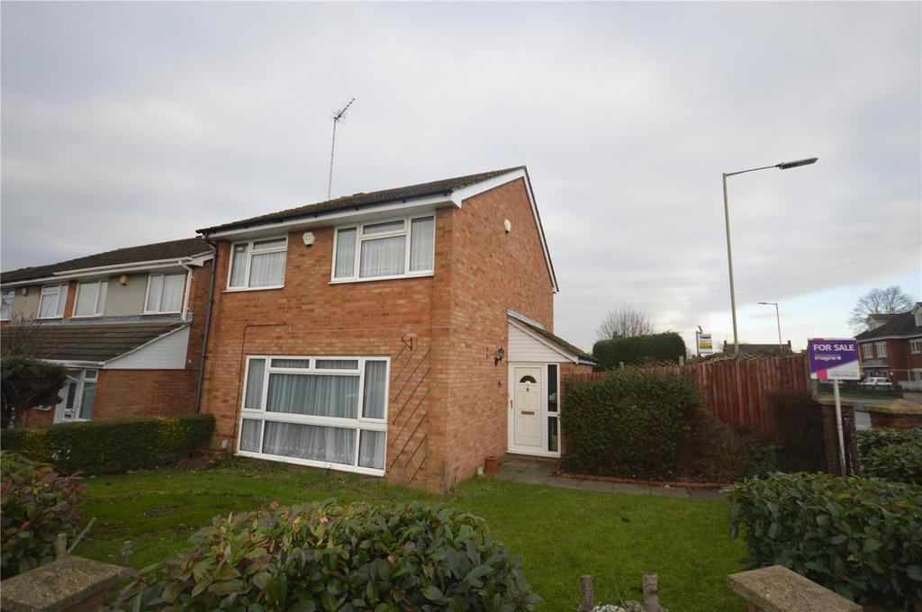 3 Bedrooms Detached House for sale in High Road, Leavesden, Hertfordshire, WD25