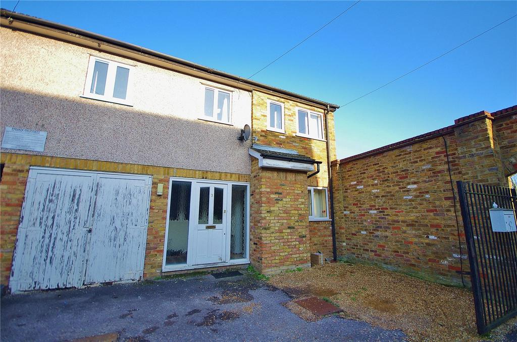 3 Bedrooms End Of Terrace House for sale in Granary Court, 136 Kings Avenue, Watford, Hertfordshire, WD18