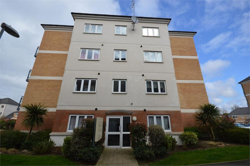 2 Bedrooms Apartment Flat for sale in Da Vinci Court, Cezanne Road, Garston, Hertfordshire, WD25