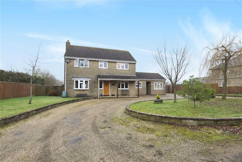 4 Bedrooms Detached House for sale in Cucklington, Somerset, BA9