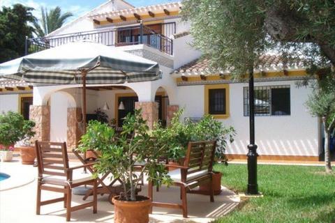 4 bedroom villa  - Orihuela Costa, Alicante