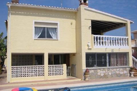 7 bedroom villa  - Orihuela Costa, Alicante