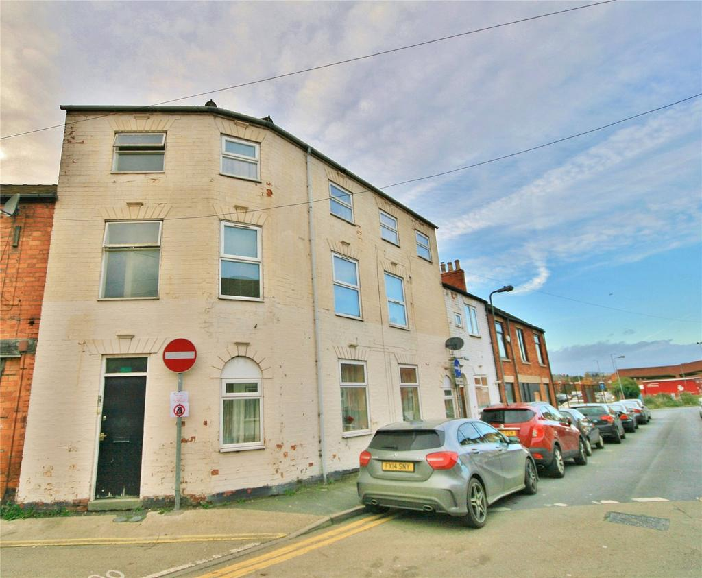 2 Bedrooms Flat for sale in Grantley Street, Grantham, NG31