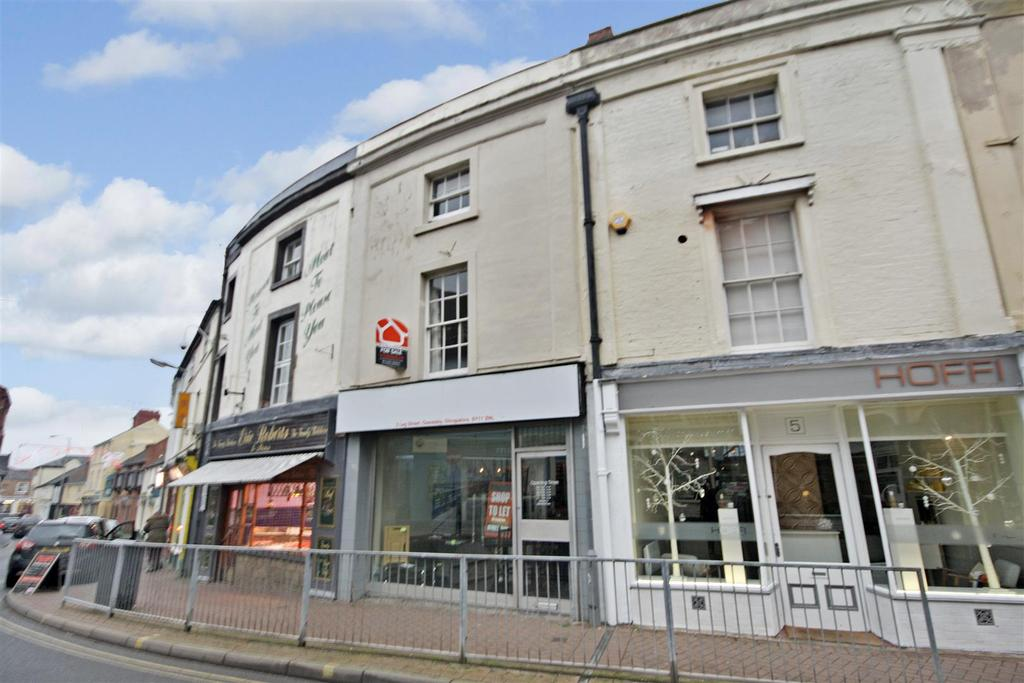 1 Bedroom Apartment Flat for sale in Leg Street, Oswestry