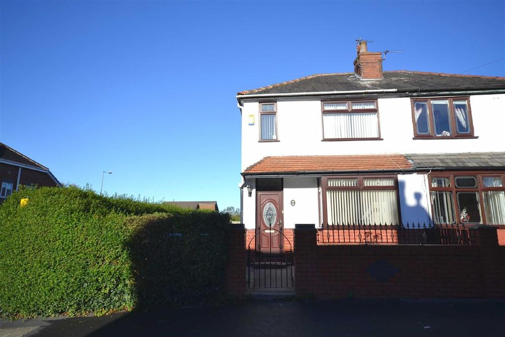 3 Bedrooms Semi Detached House for sale in Longfield Street, New Springs, Wigan, WN2