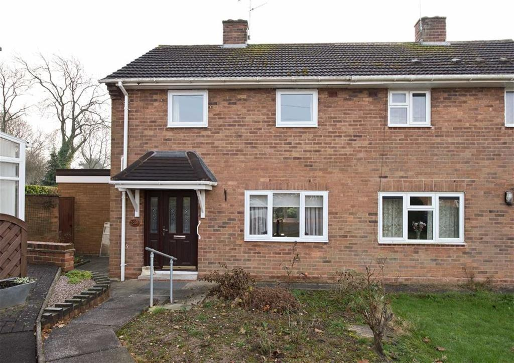 2 Bedrooms Semi Detached House for sale in 220, Westacre Crescent, Finchfield, Wolverhampton, West Midlands, WV3