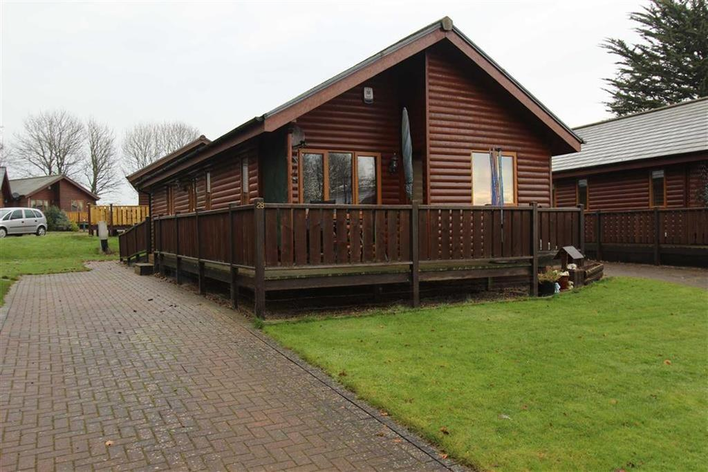 3 Bedrooms Chalet House for sale in Heritage Park, Bridlington, YO15