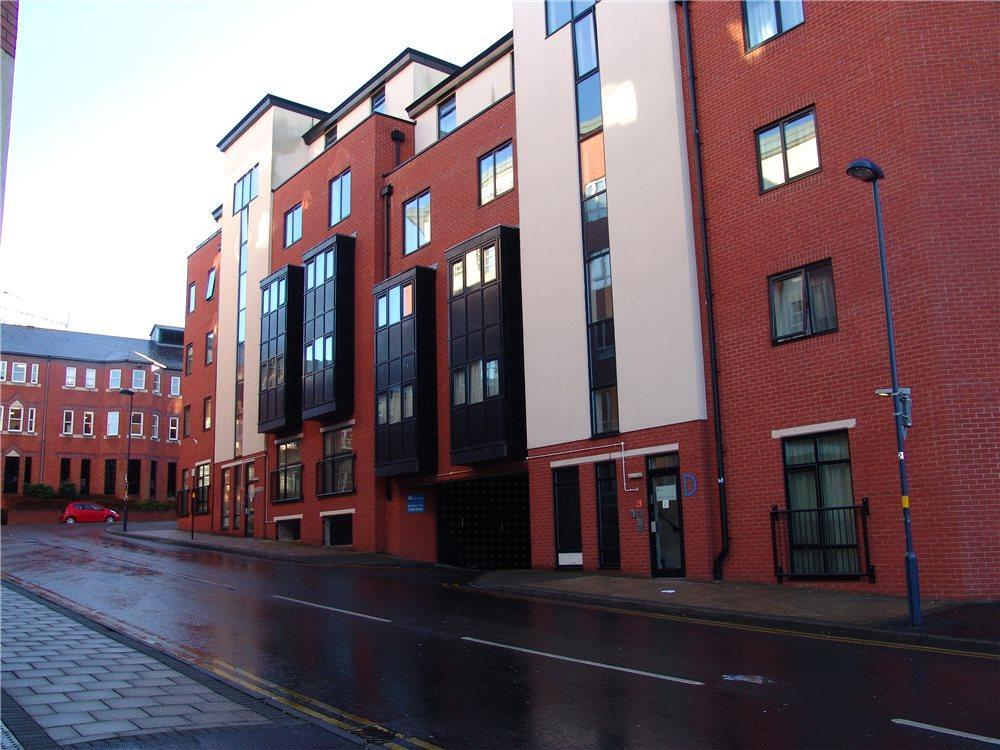 1 Bedroom Flat for sale in Kings Court Plaza, Edward Street, Birmingham, B1
