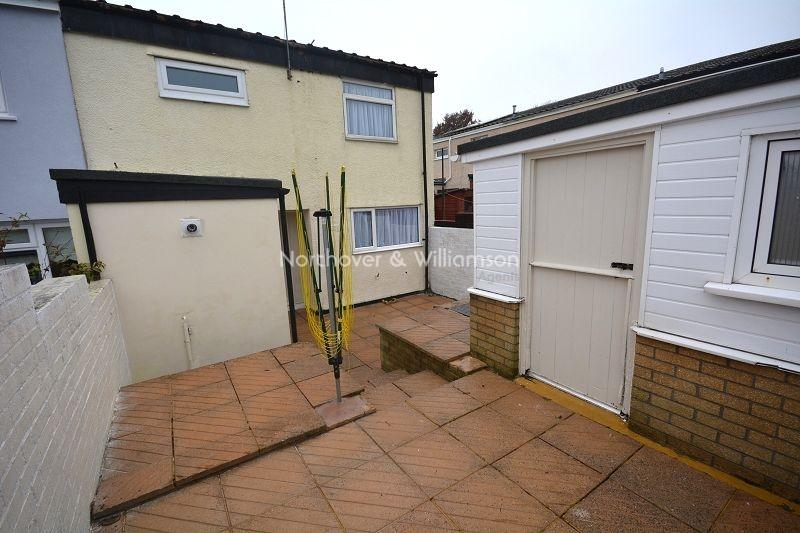 3 Bedrooms End Of Terrace House for sale in Brynfedw , Llanedeyrn, Cardiff, Cardiff. CF23