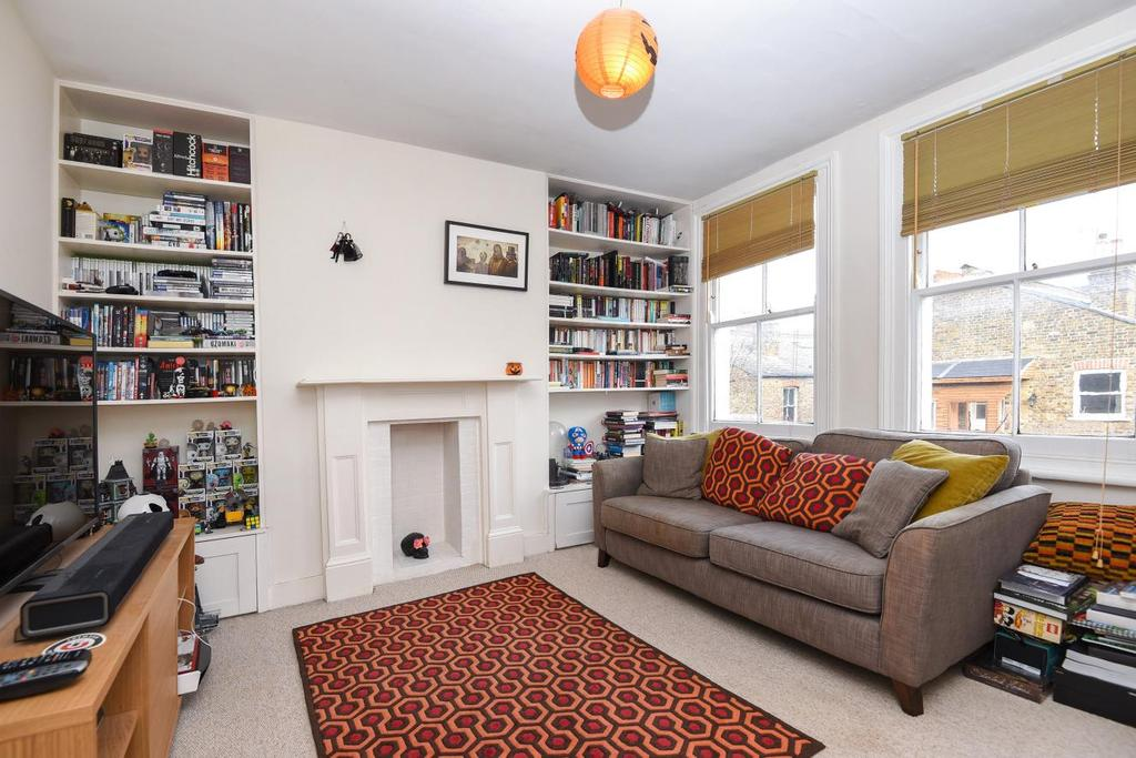 1 Bedroom Flat for sale in Dafforne Road, Tooting Bec, SW17