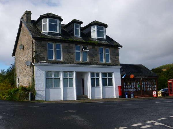 2 Bedrooms Flat for sale in 3 Battlefield Buildings, Kames, Tighnabruaich, PA21 2AB