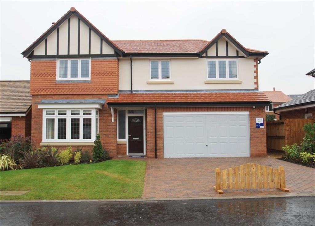 5 Bedrooms Detached House for sale in Adlington Road, Wilmslow