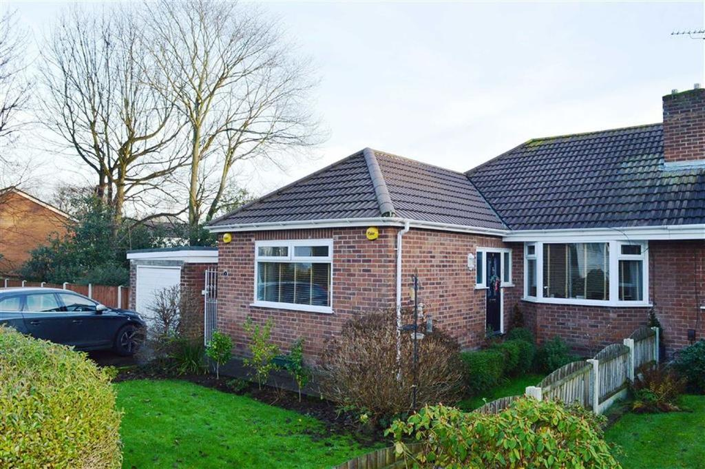3 Bedrooms Semi Detached Bungalow for sale in Heygarth Road, CH62