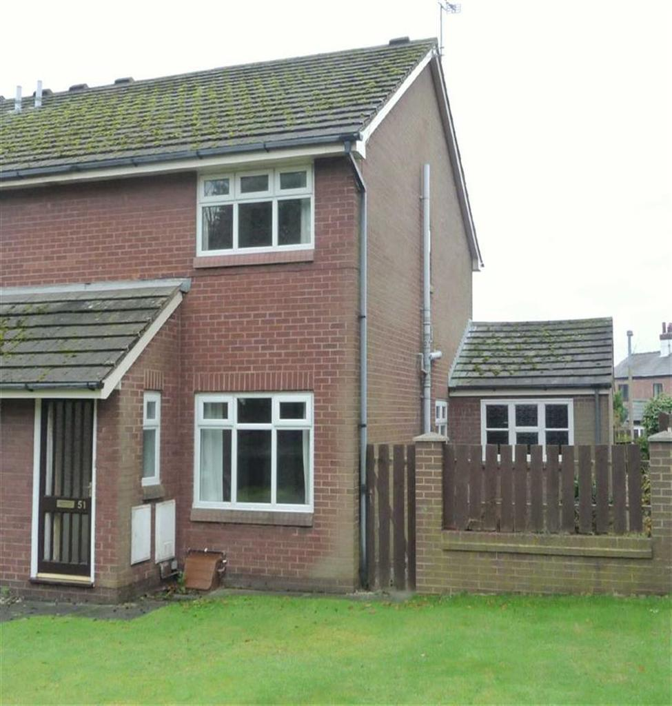 2 Bedrooms Terraced House for sale in Liverpool Road, Rufford, L40