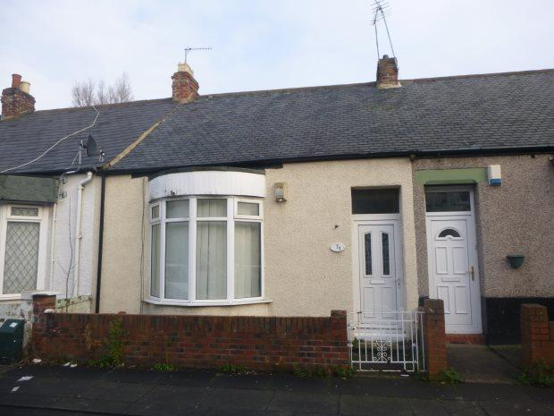 2 Bedrooms Terraced Bungalow for sale in THELMA STREET, OFF CHESTER RD, SUNDERLAND SOUTH