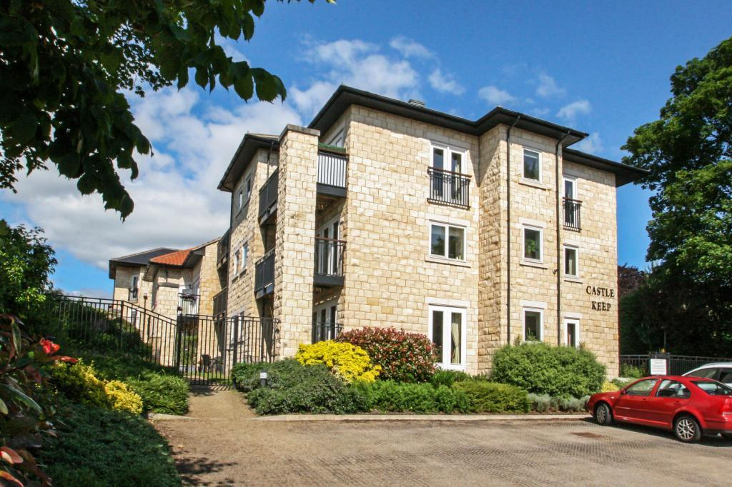 3 Bedrooms Apartment Flat for sale in Castle Keep, Wetherby