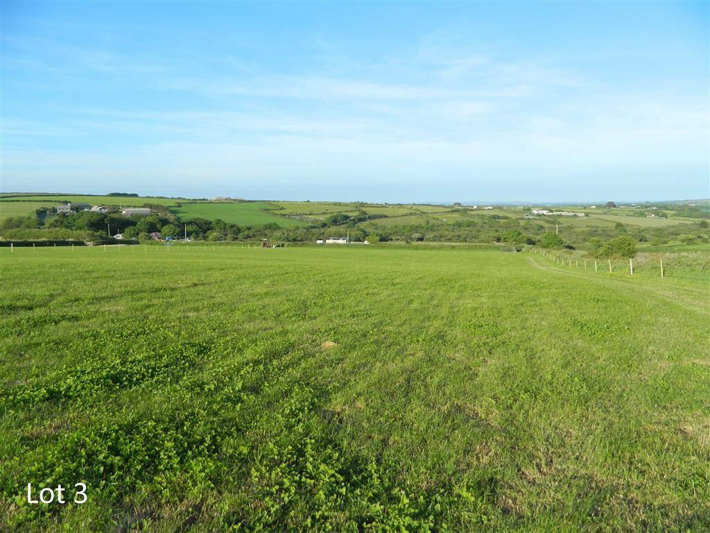 Land Commercial for sale in Lancarrow, Lancarrow, Redruth, Cornwall, TR16
