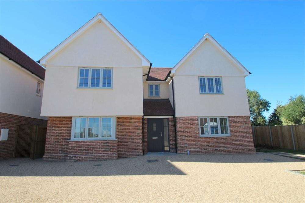 4 Bedrooms Detached House for sale in Smythes Green, Layer Marney, COLCHESTER, Essex