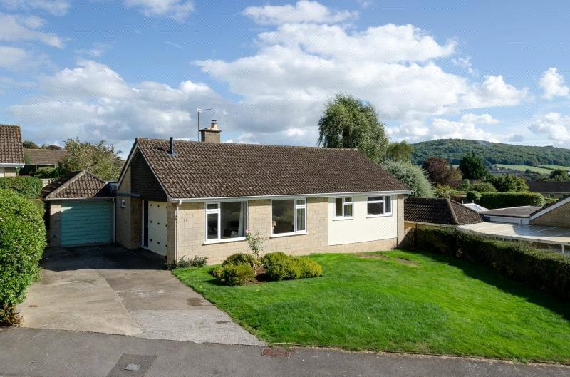 3 Bedrooms Semi Detached Bungalow for sale in Eden Park Drive, Batheaston, Bath, BA1